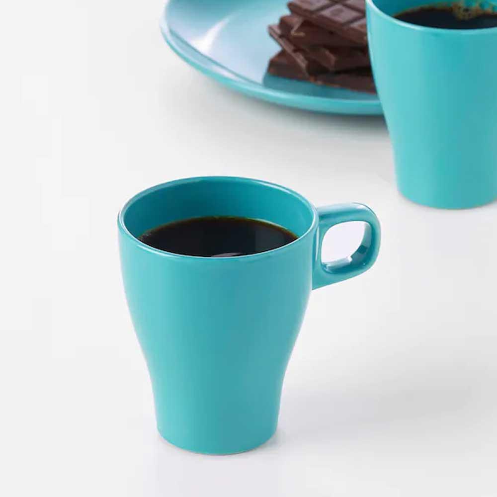 Mug Tiffany 250 ml FÄRGRIK متجر 15 وأقل