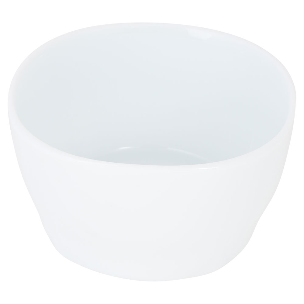 Plain white ceramic bowl متجر 15 وأقل