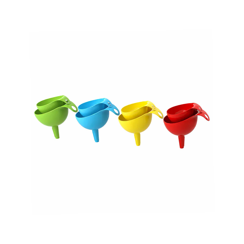 Plastic Funnel Small CHOSIGT COLORS متجر 15 وأقل