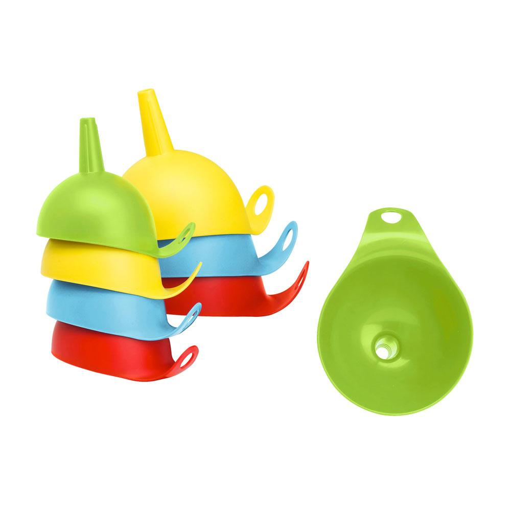 Plastic Funnel CHOSIGT Several Colors Medium متجر 15 وأقل