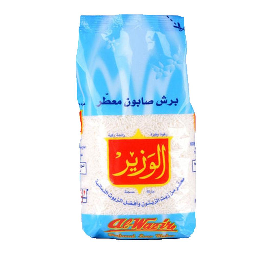 Al-wazir soap grated 450 grams متجر 15 وأقل