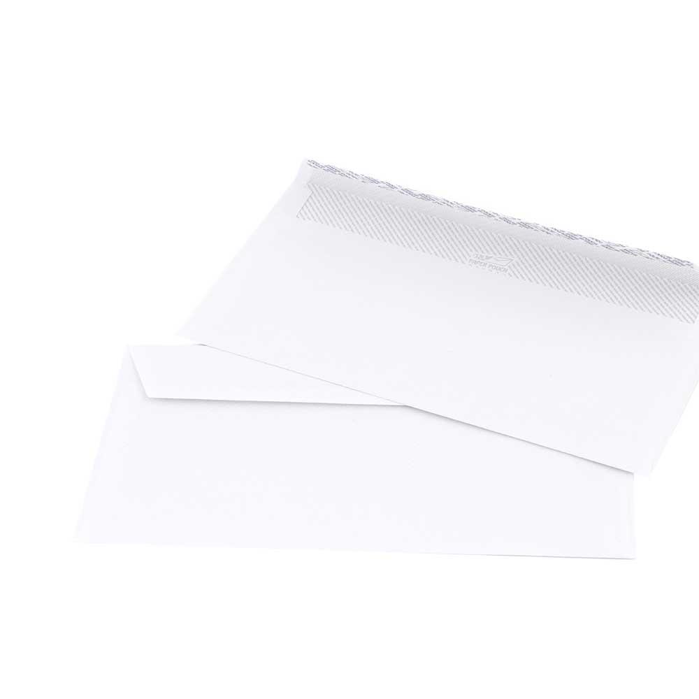 Prima large white envelope 50 envelopes 23 * 12 cm متجر 15 وأقل