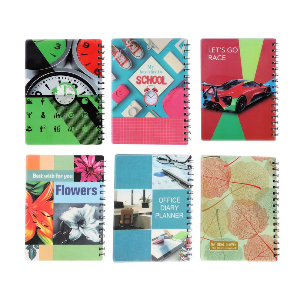Deco Arab wire notebook 100 sheets متجر 15 وأقل