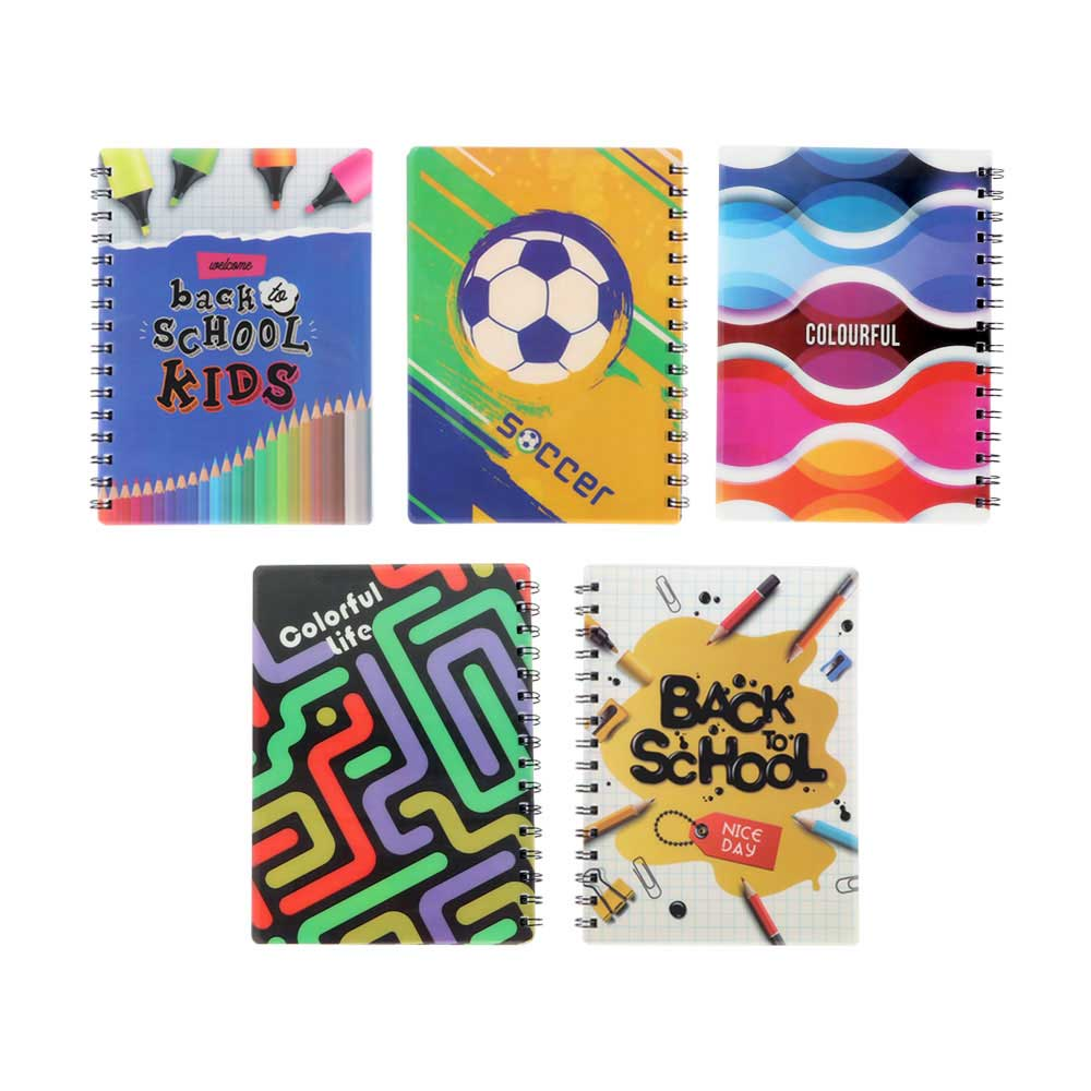 Deco Arab wire notebook 40 sheets متجر 15 وأقل