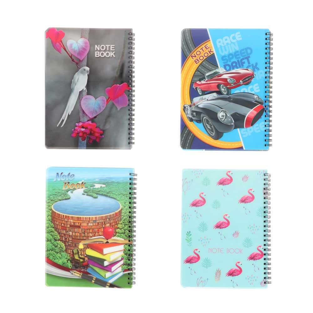 ديكو دفتر سلك عربي 60 ورقة صور و طبيعة متجر 15 وأقل