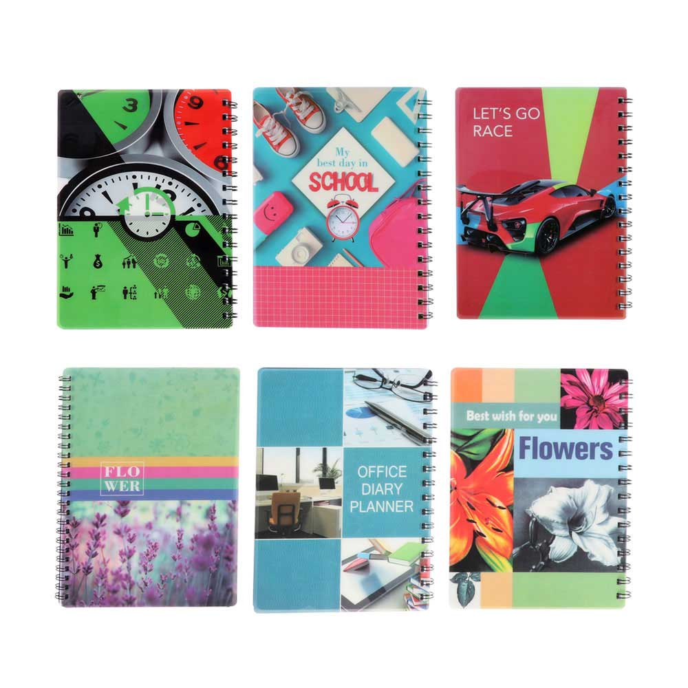 Deco notebook Arabic wire 80 sheets متجر 15 وأقل