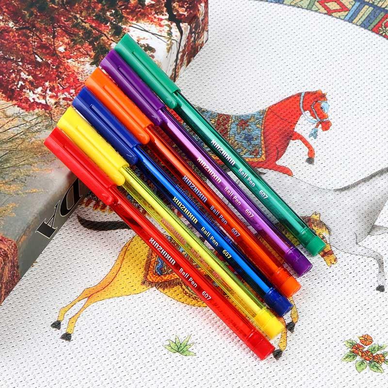 Noble dry pens set 6 colors متجر 15 وأقل