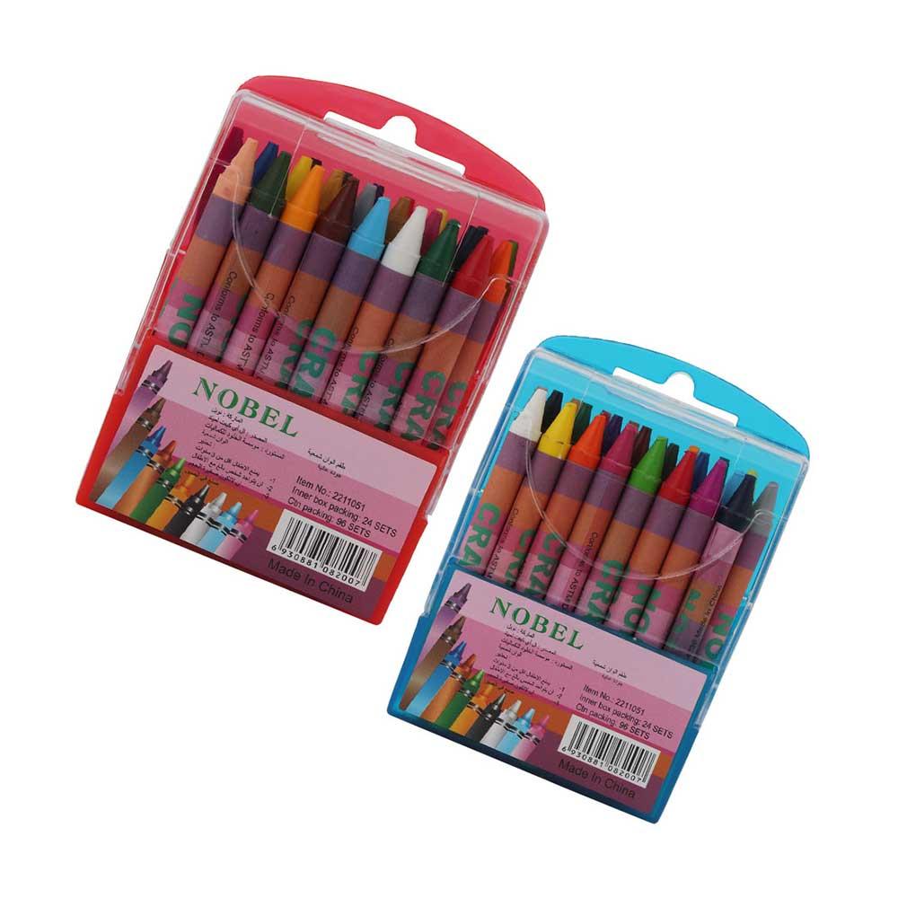 Noble wax colors set 24 colors متجر 15 وأقل