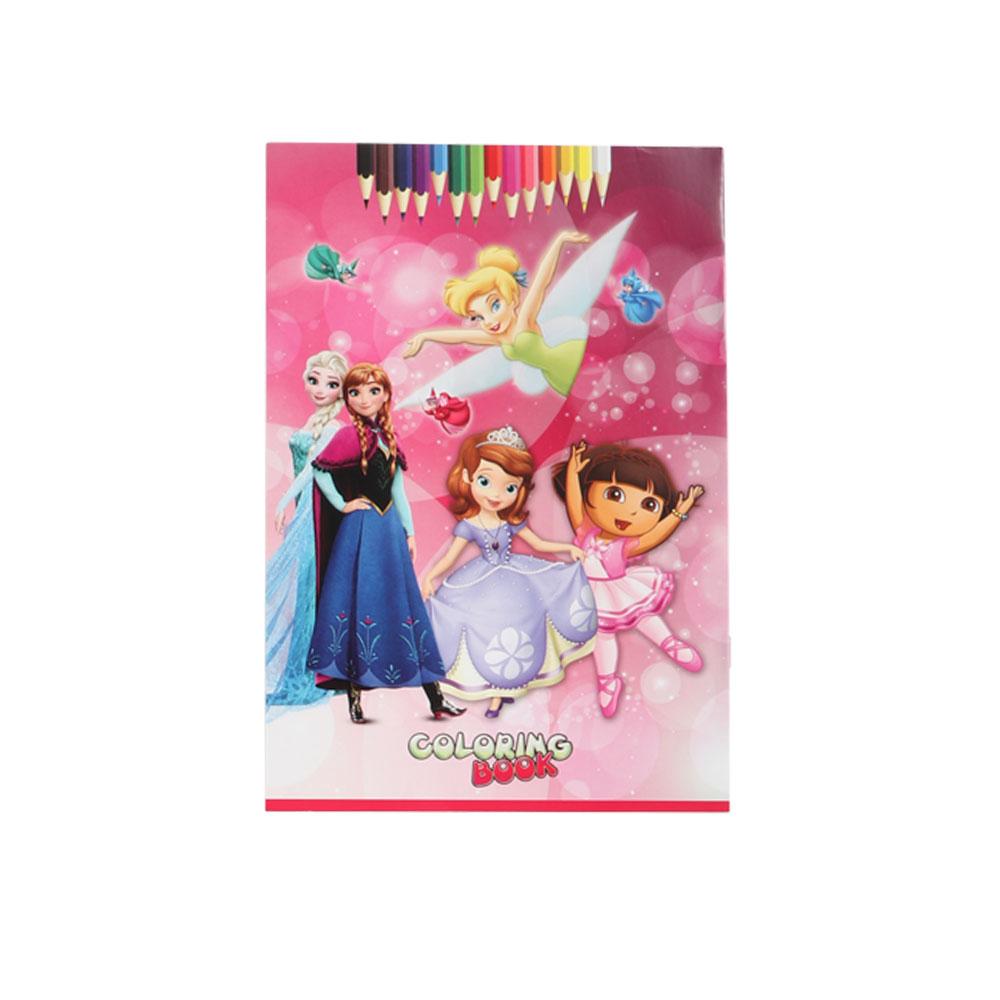 Tinker Bell & Dora