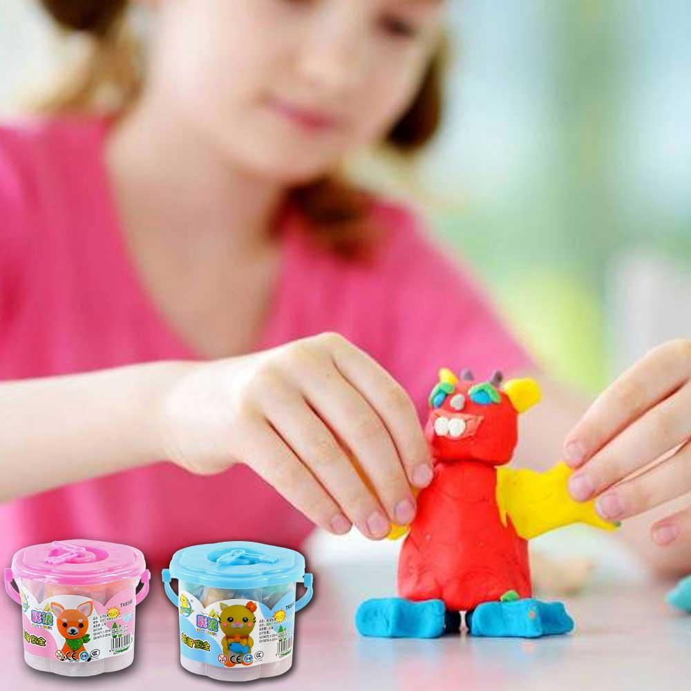 Clay box for children watch shaped box متجر 15 وأقل