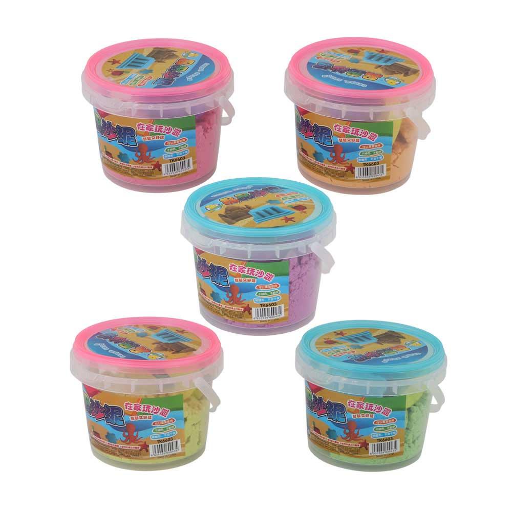 Baby sand clay pail 350 gm متجر 15 وأقل
