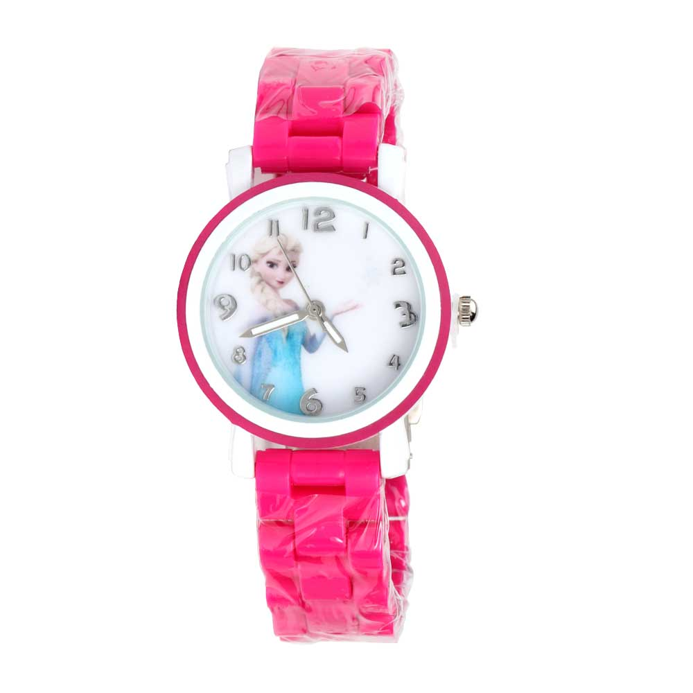 ساعة يد باستيل معدني ملون فرون متجر 15 وأقل