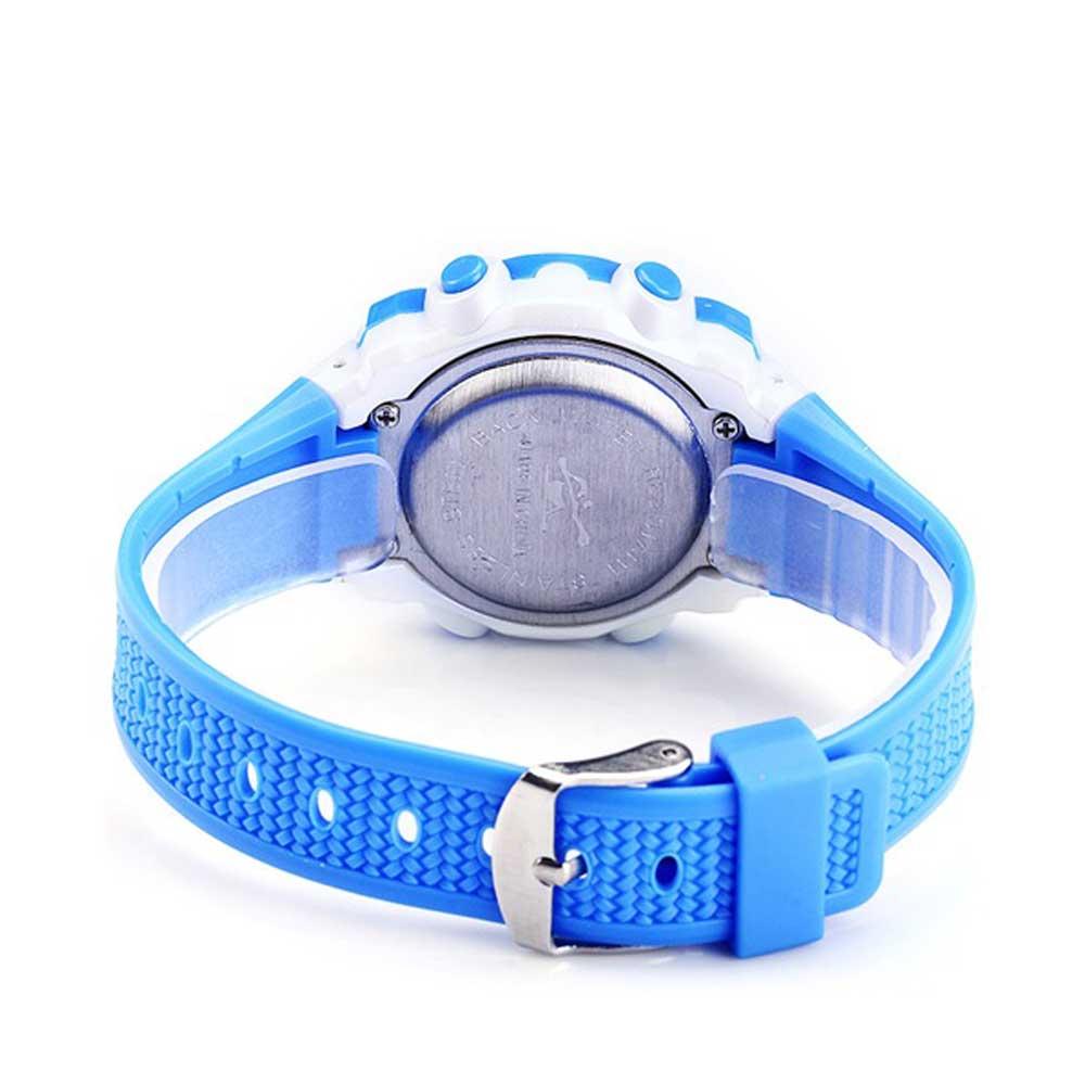 ساعة يد سيليكون رياضية ملونة متجر 15 وأقل
