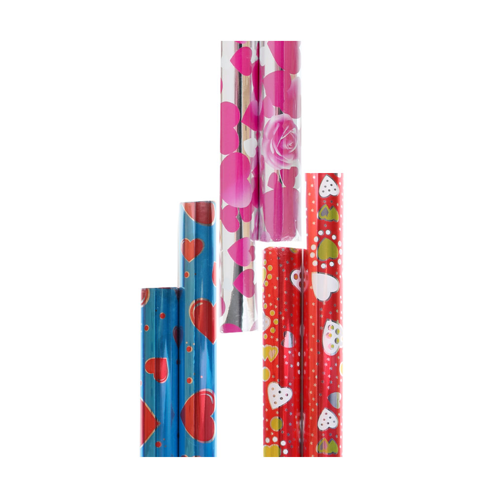 Noble gift wrapping in different shapes and different colors 2 m متجر 15 وأقل