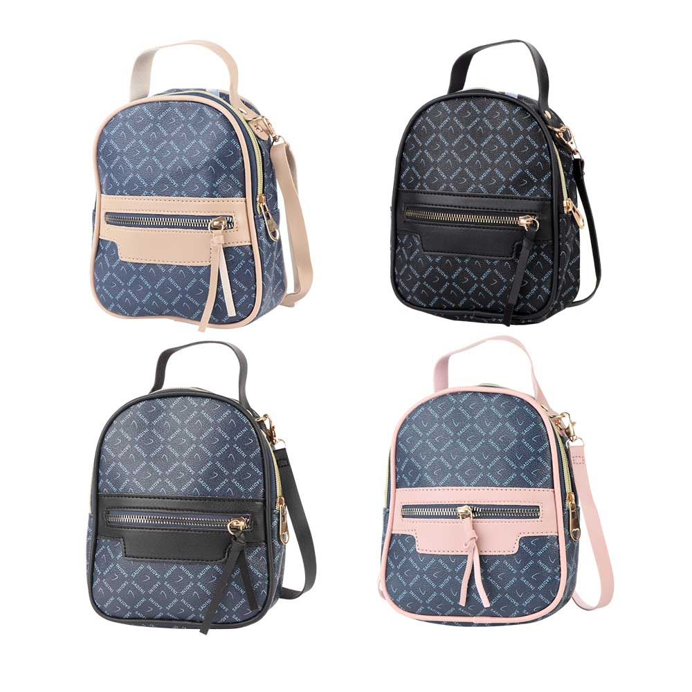 Girl's Backpack leather 22 cm متجر 15 وأقل