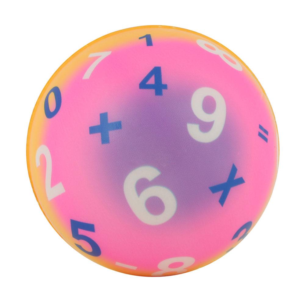 نوبل كورة اسفنجية صغيرة أرقام 9 سم متجر 15 وأقل