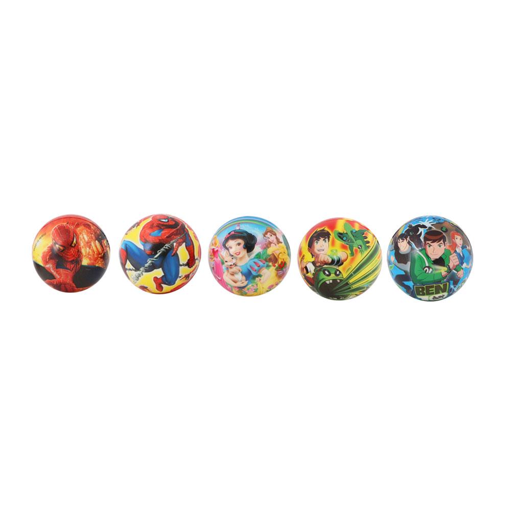 نوبل كورة اسفنجية صغيرة بشخصيات ديزني للأولاد 12 سم متجر 15 وأقل