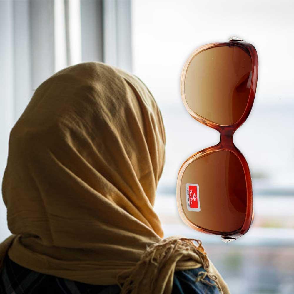 نظارة شمسية بإطار ملون موديل 3 متجر 15 وأقل