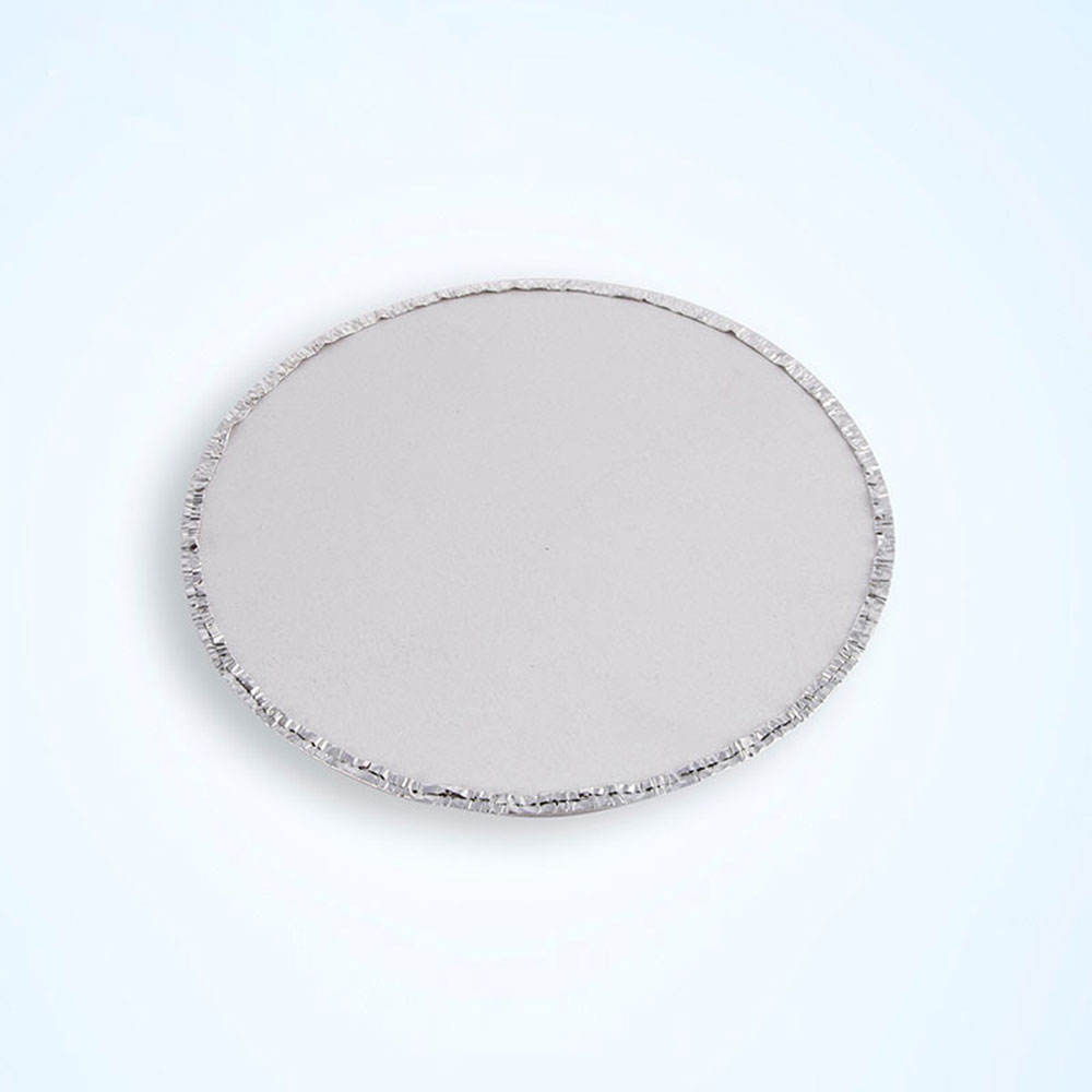 Round aluminum box with paper cover 12pcs متجر 15 وأقل