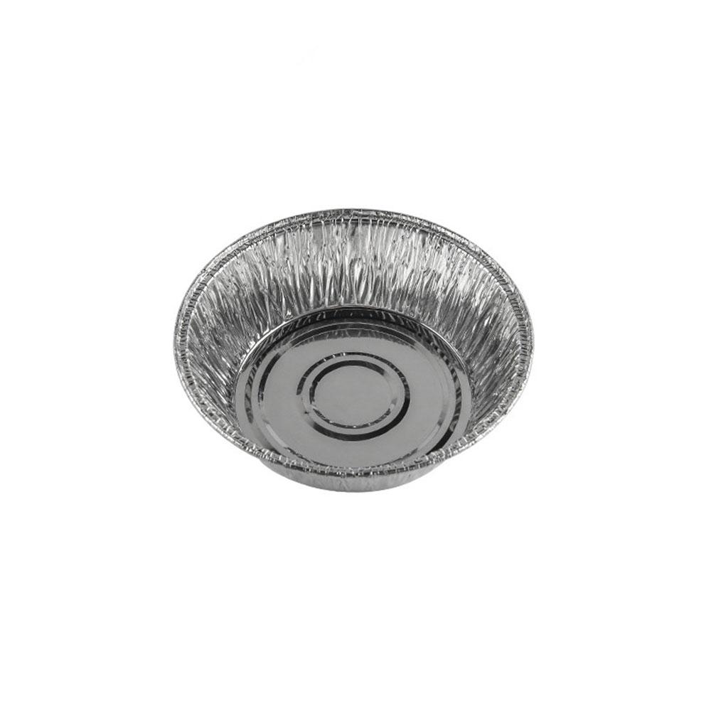 صحن حلا ألمنيوم دائري الحجم الصغير 40 قطعة متجر 15 وأقل