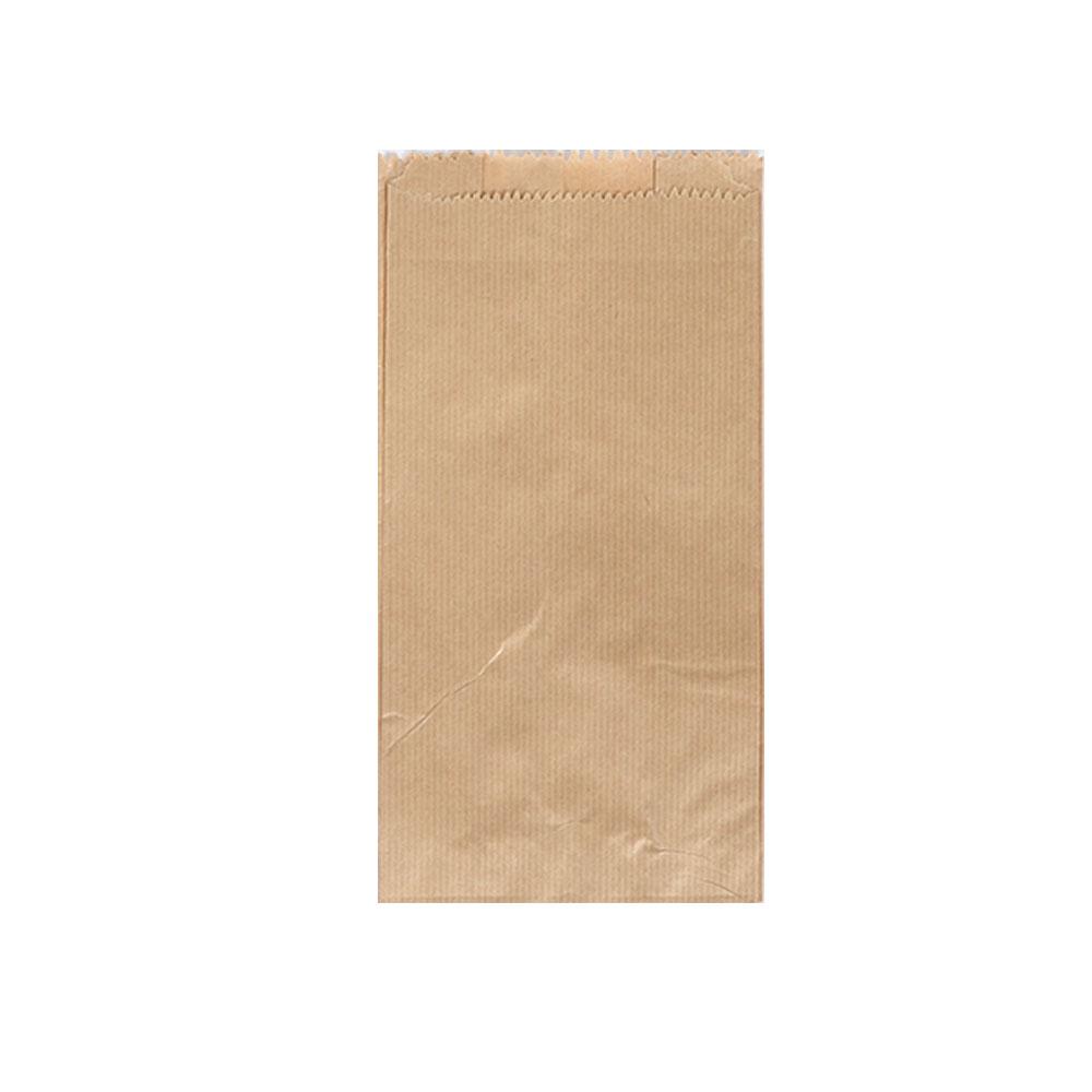 كيس ورقي بني مسطح مقاس3 40 قطعة متجر 15 وأقل