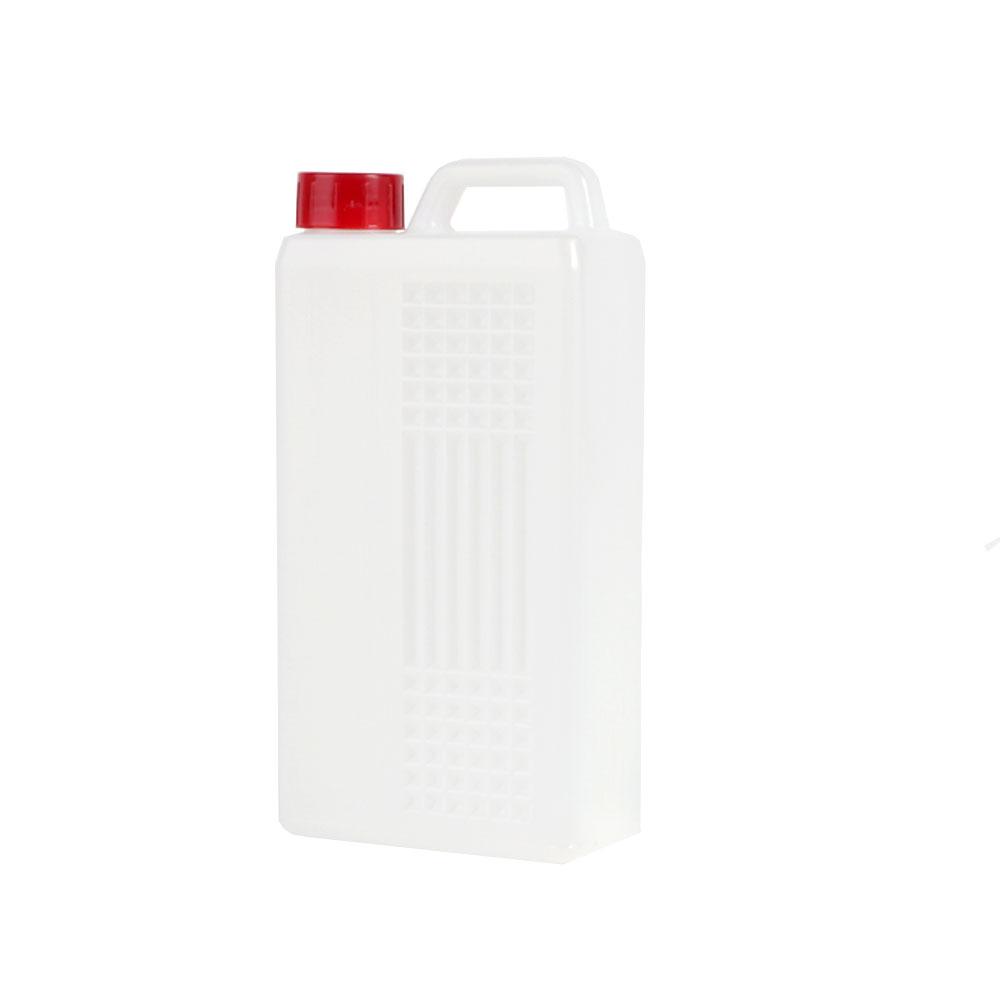 جالون بلاستيكي شفاف بغطاء 1.5 لتر متجر 15 وأقل