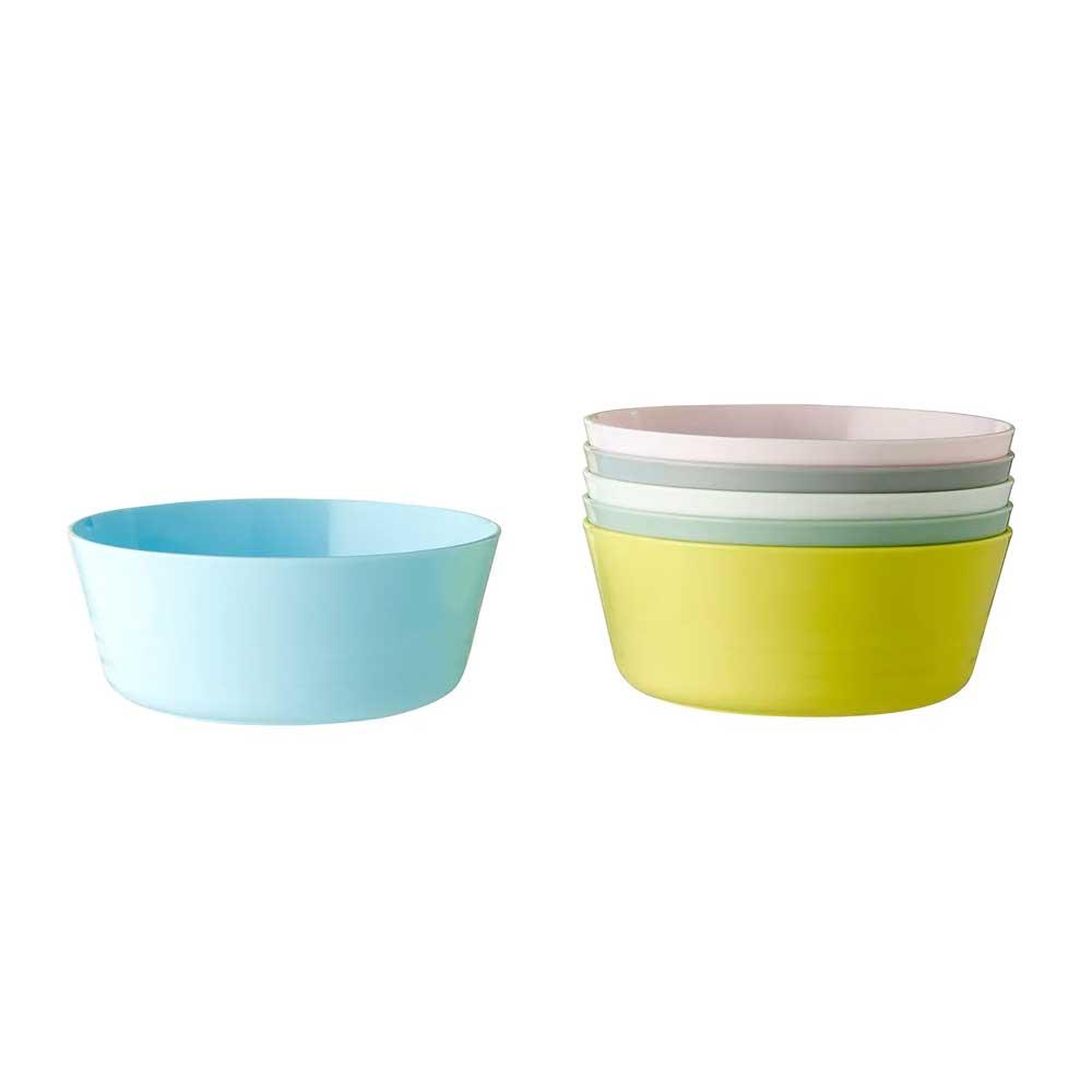 سلطانية بلاستيكية ألوان مختلطة فاتحة KALAS متجر 15 وأقل