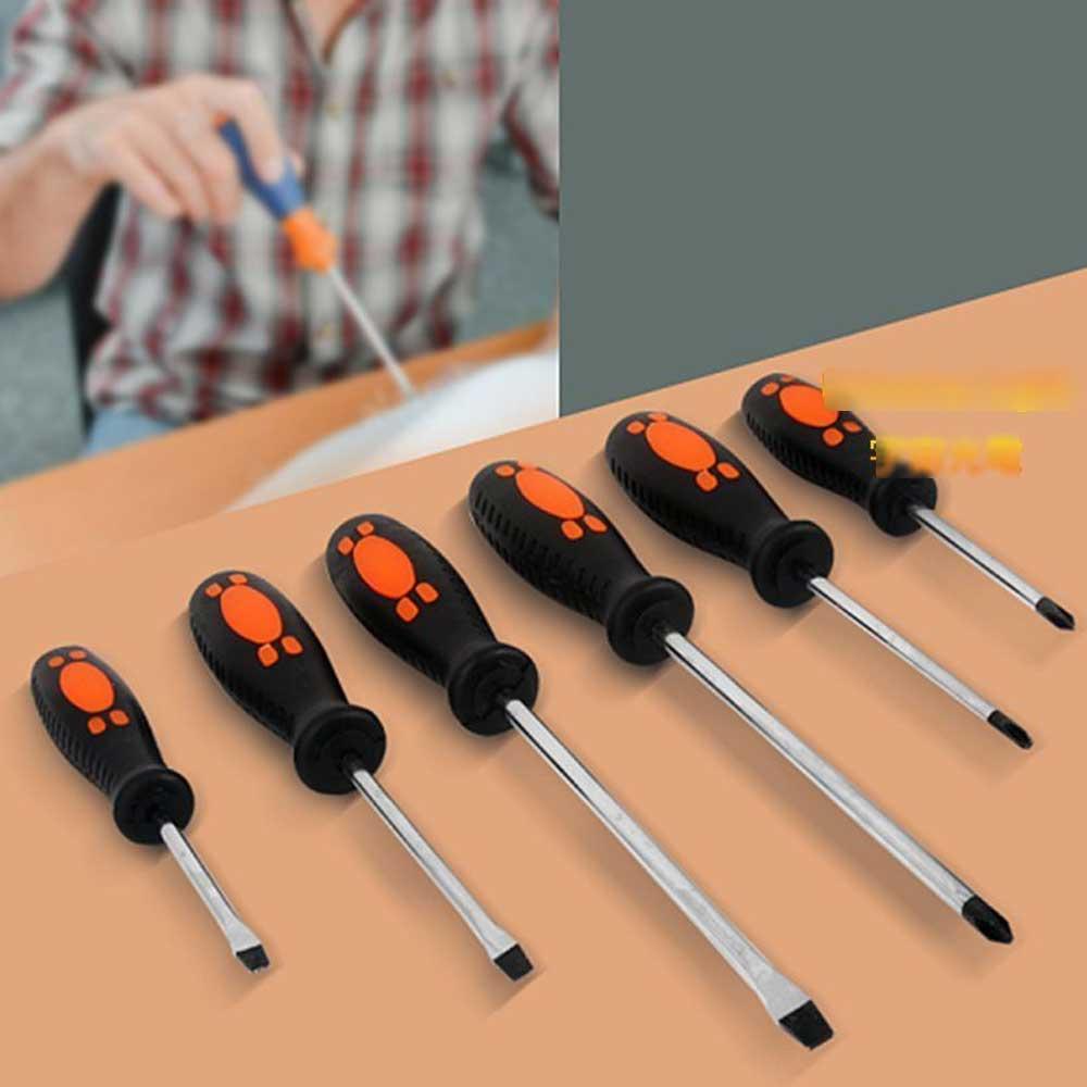 Flat metal screwdriver size 5 * 75 mm متجر 15 وأقل