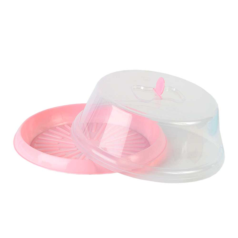 Round pink cake holder متجر 15 وأقل