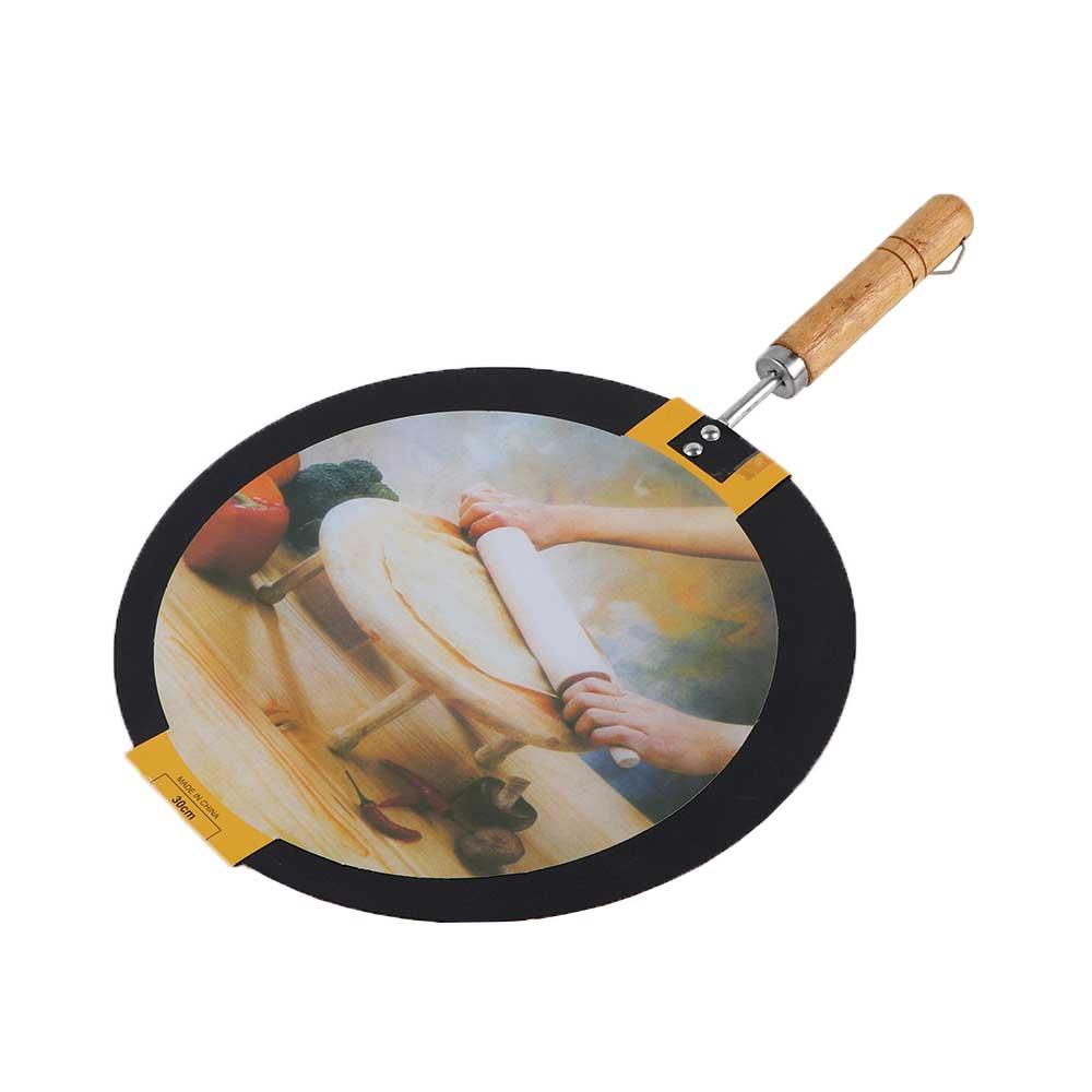 Tawa Aluminum Flat Pan Non-stick 30 cm متجر 15 وأقل