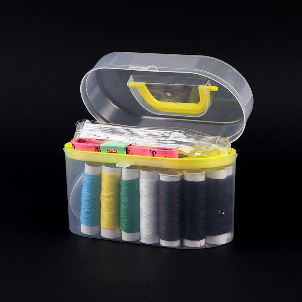 Basic Sewing Tool Box Yellow متجر 15 وأقل