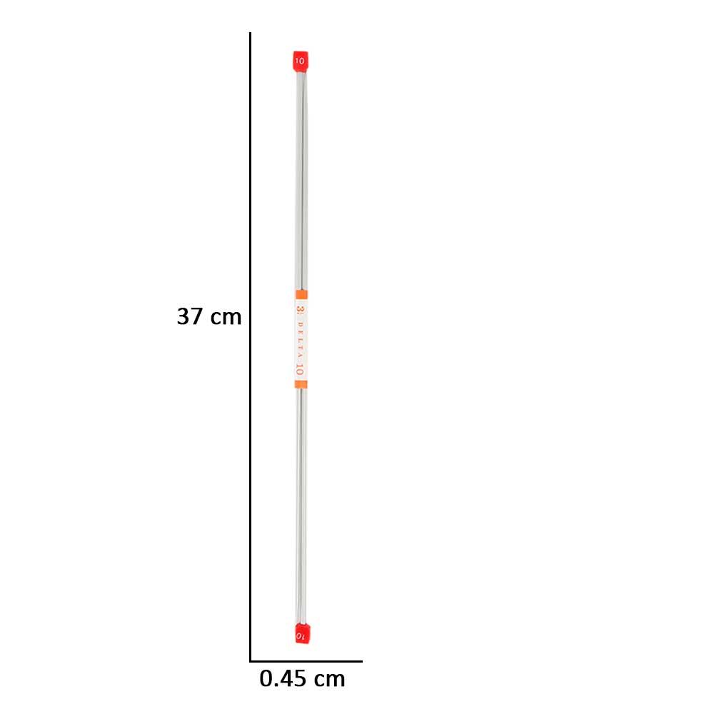 ابرة الصوف - سنارة حياكة مقاس 10 متجر 15 وأقل
