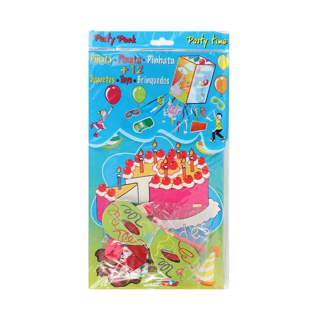 Pinata set 4 pieces - Cake متجر 15 وأقل