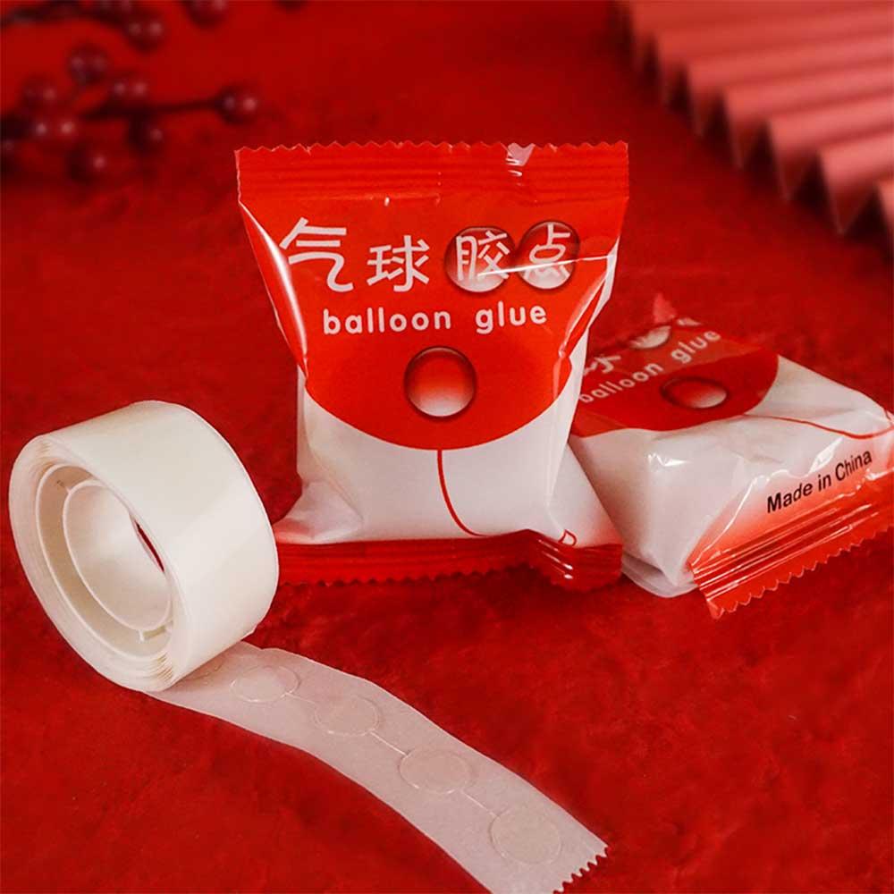 Balloon adhesive roll 100 stickers متجر 15 وأقل