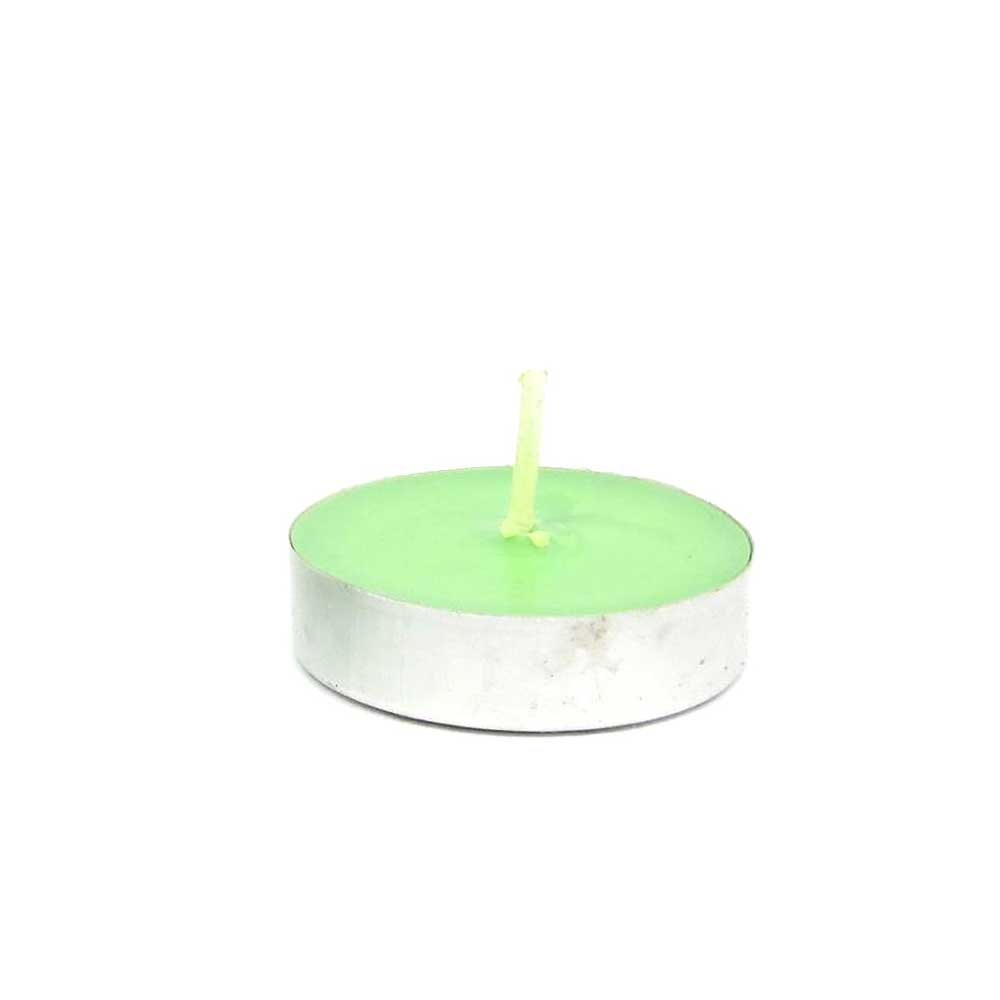 Aromatherapy Candles 50 Pieces Green متجر 15 وأقل