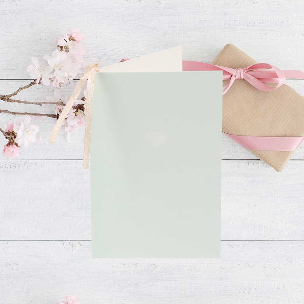 Colorful gift card with heart print Tiffany متجر 15 وأقل