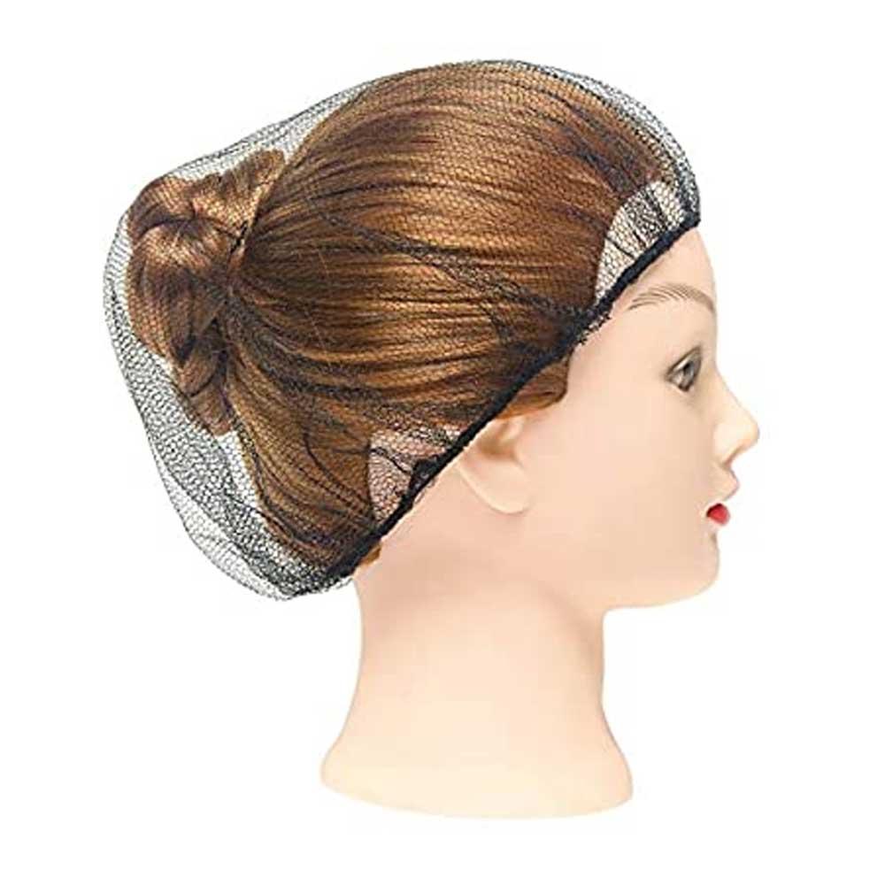 Hair Assembly Net Black 10 Pieces Size 70cm متجر 15 وأقل