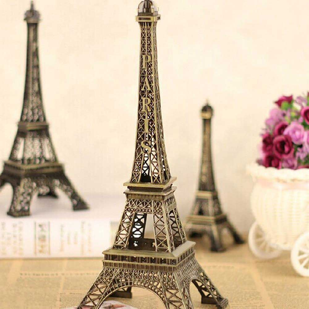 Eiffel Tower Model in Paris Olive Color متجر 15 وأقل