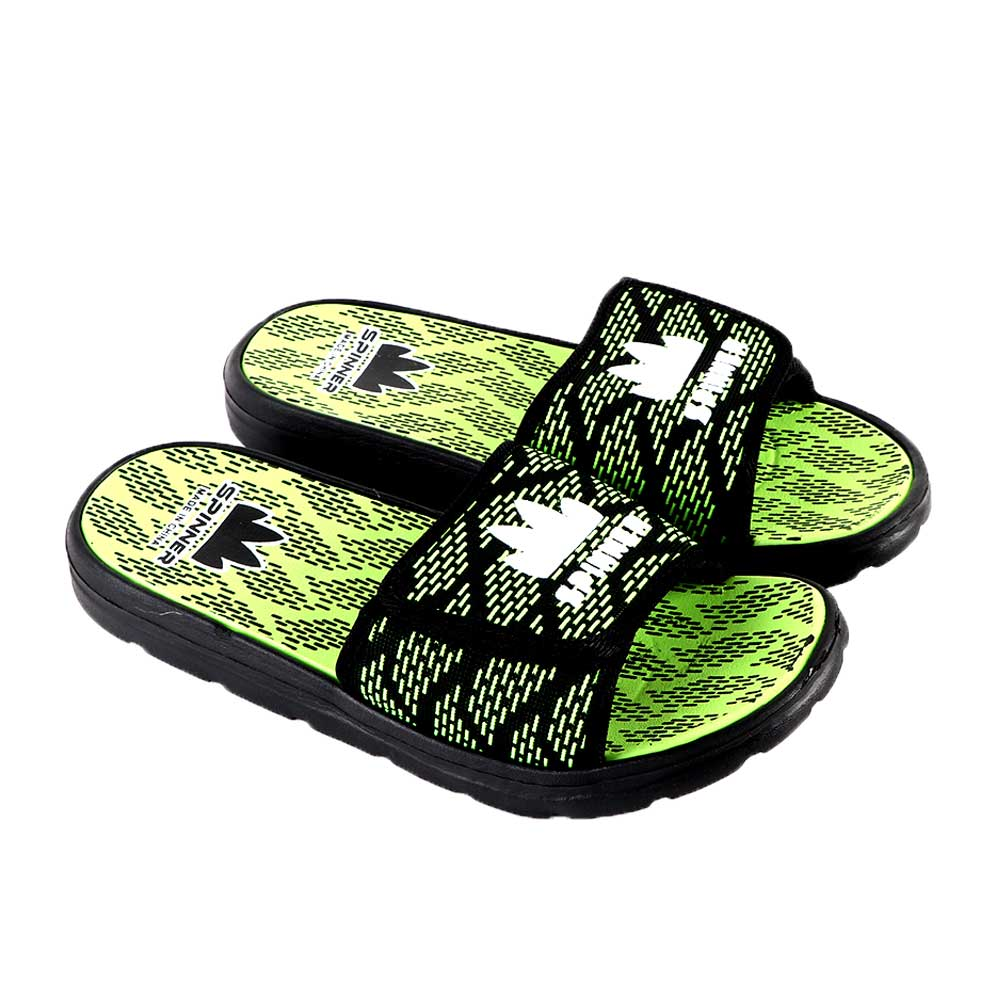 Light Rubber Sponge Shoes Green Color Size 40 متجر 15 وأقل