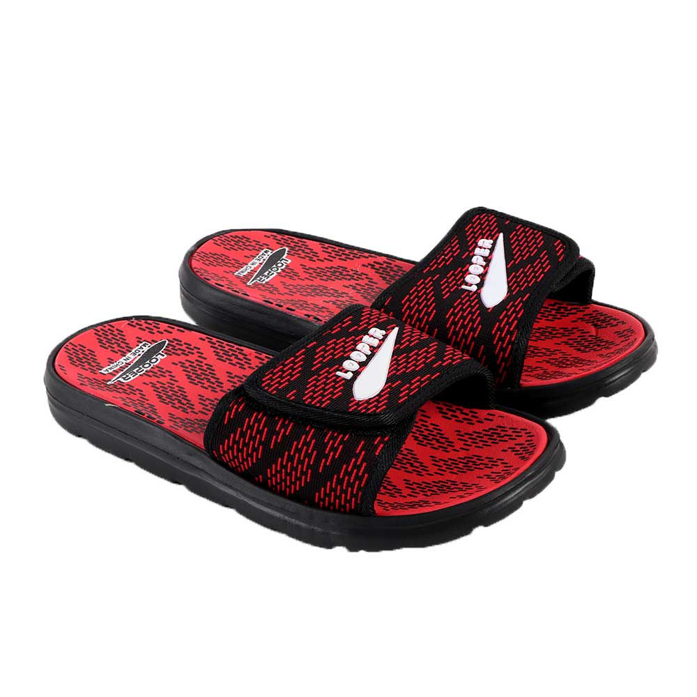 Light Rubber Sponge Shoes Red Color Size 42 متجر 15 وأقل
