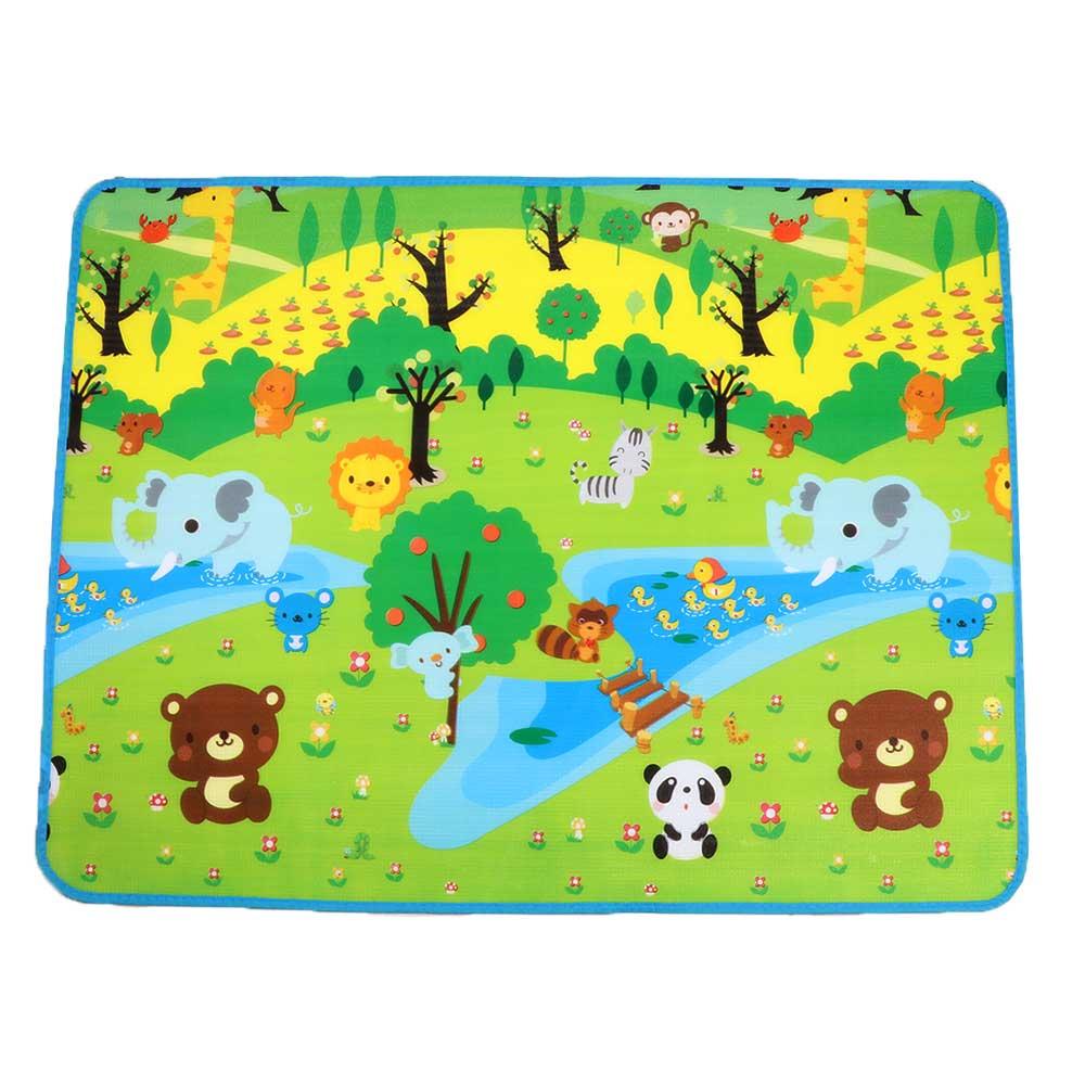 فرشة ألعاب إسفنجية للأطفال برسومات الأرقام و الباندا متجر 15 وأقل