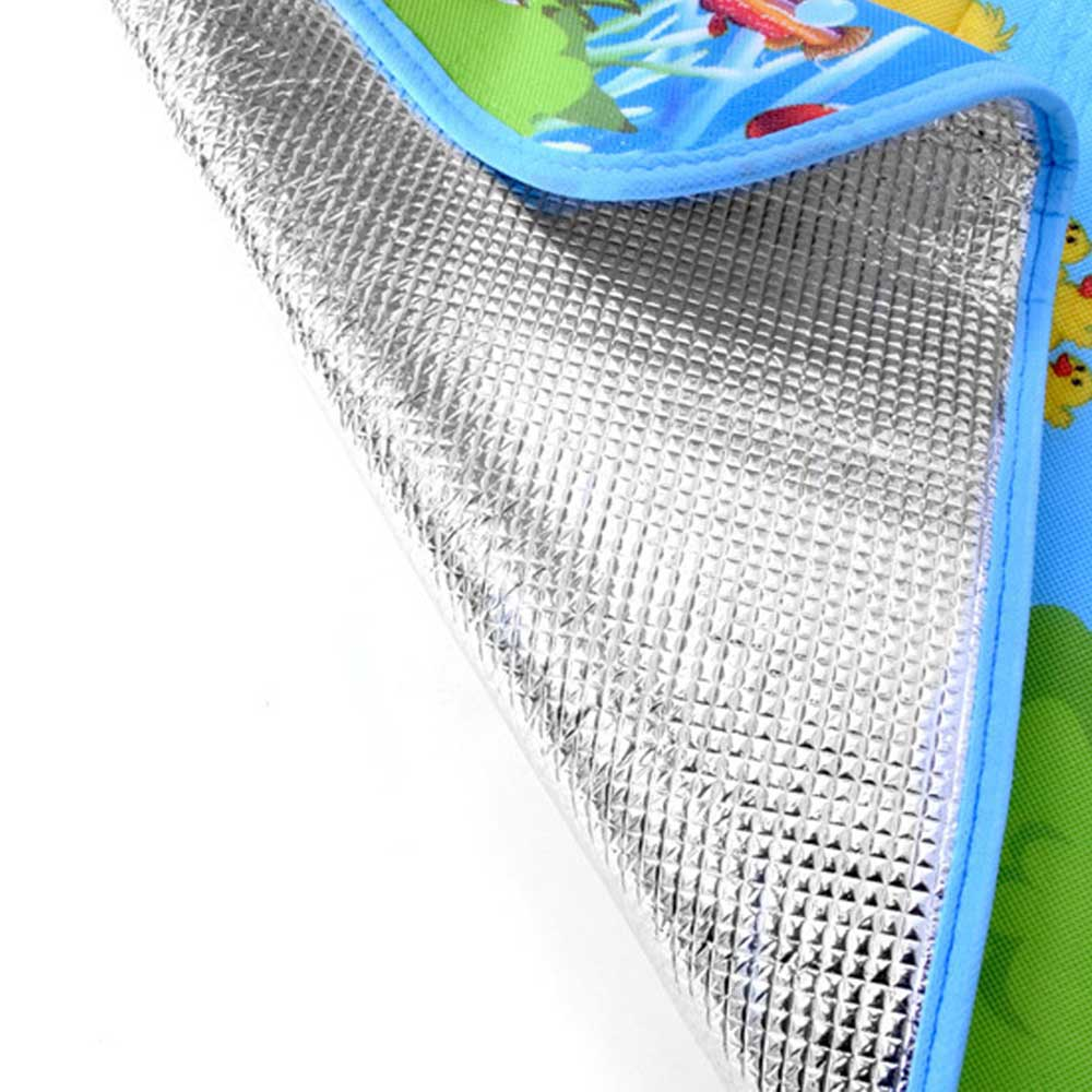 Squishy mattress for children with drawings of cats and dogs balloon متجر 15 وأقل