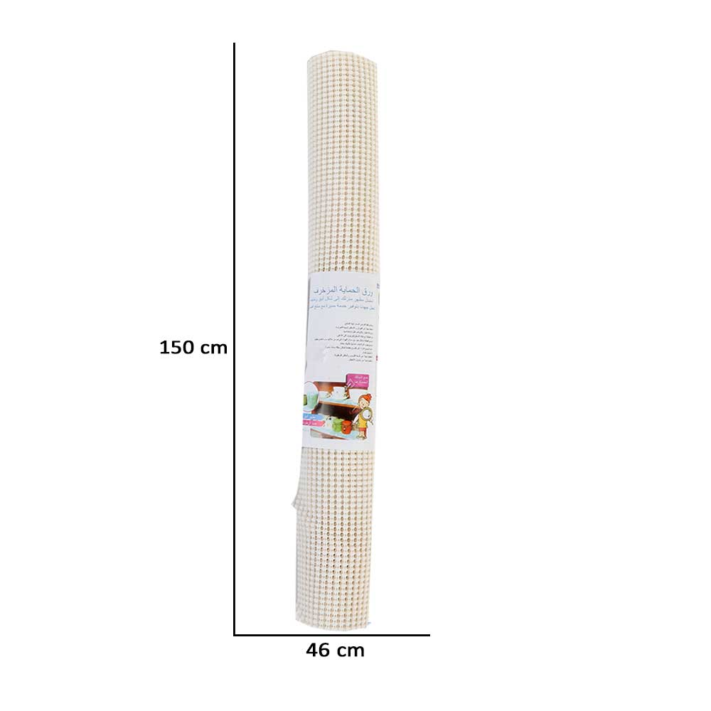 Felt Mattress Roll for Drawers 1.5 cm Whiet متجر 15 وأقل