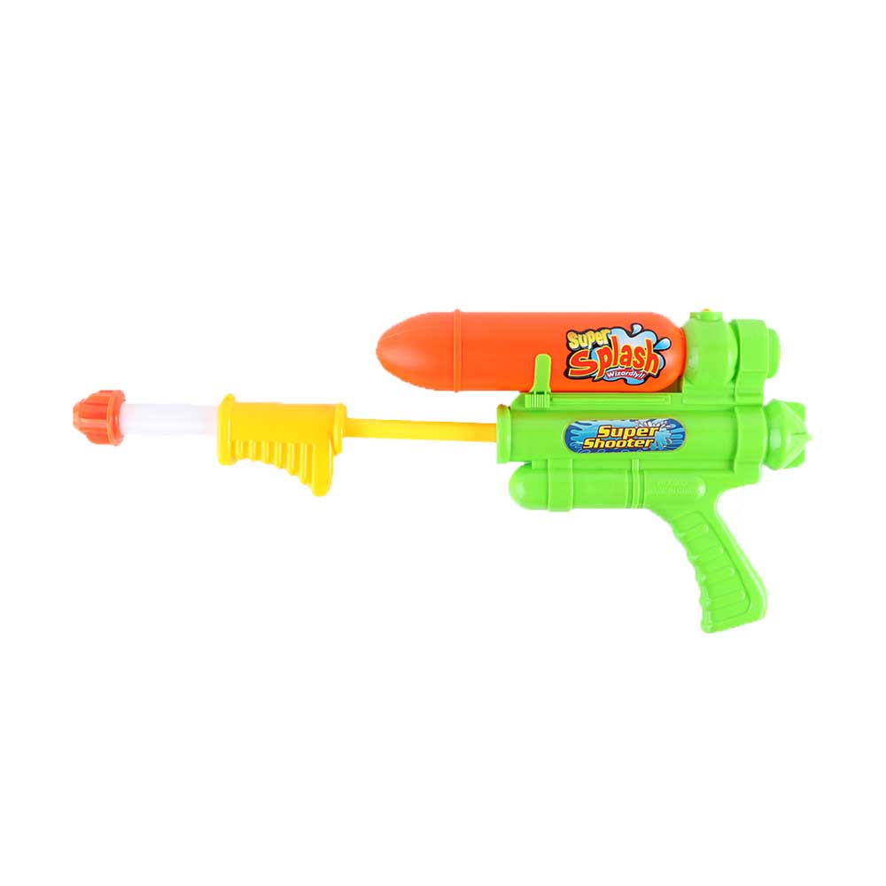 مسدس مائي للأطفال مع مضخة أخضر متجر 15 وأقل