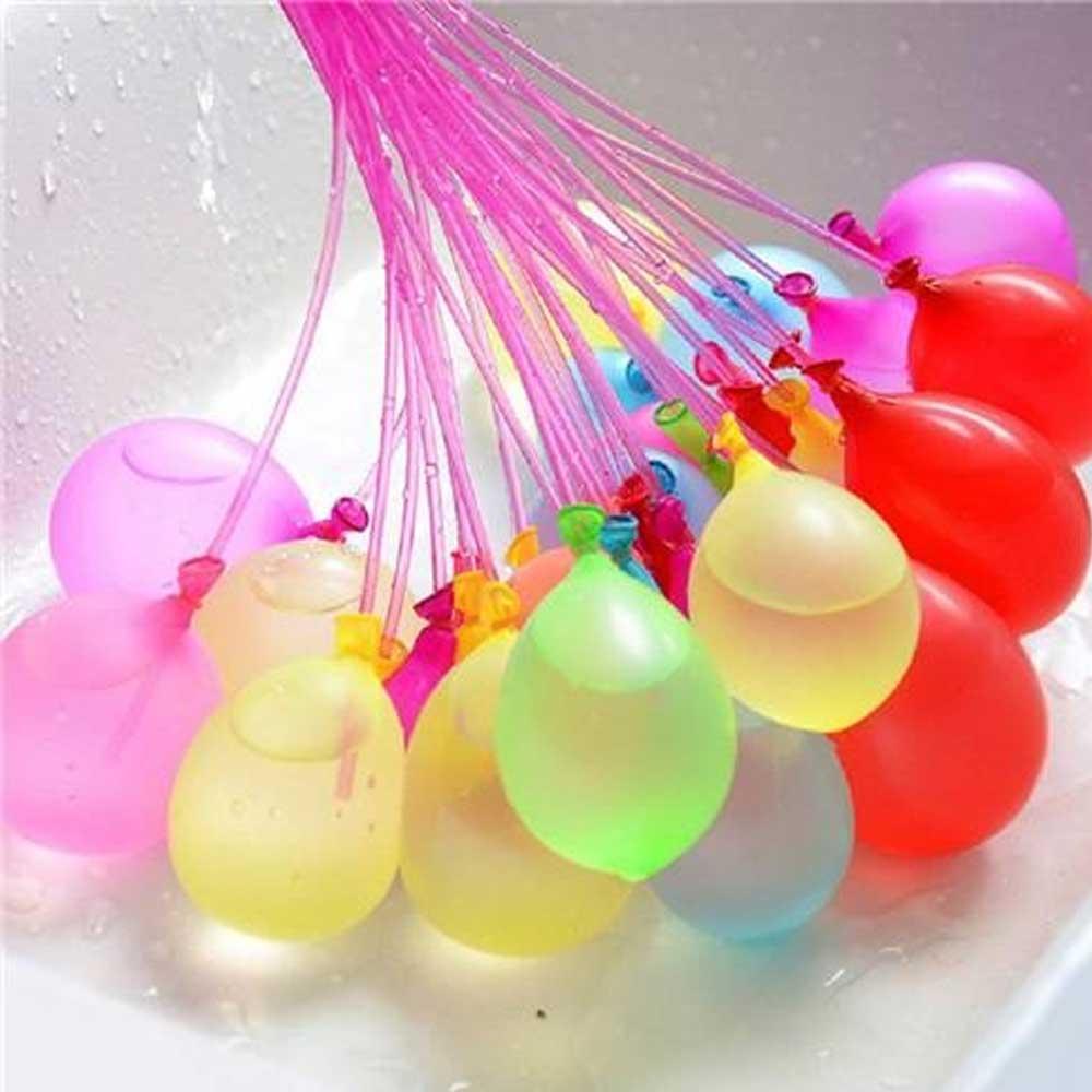 بالونات مائية بألوان مختلفة بنفسجي متجر 15 وأقل