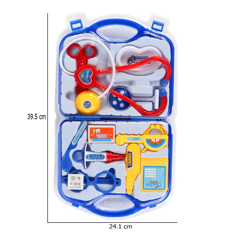 Doctor game kit Blue متجر 15 وأقل