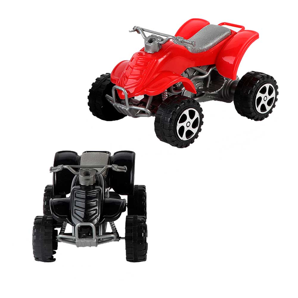 4-wheel drive 2-piece game black and red متجر 15 وأقل