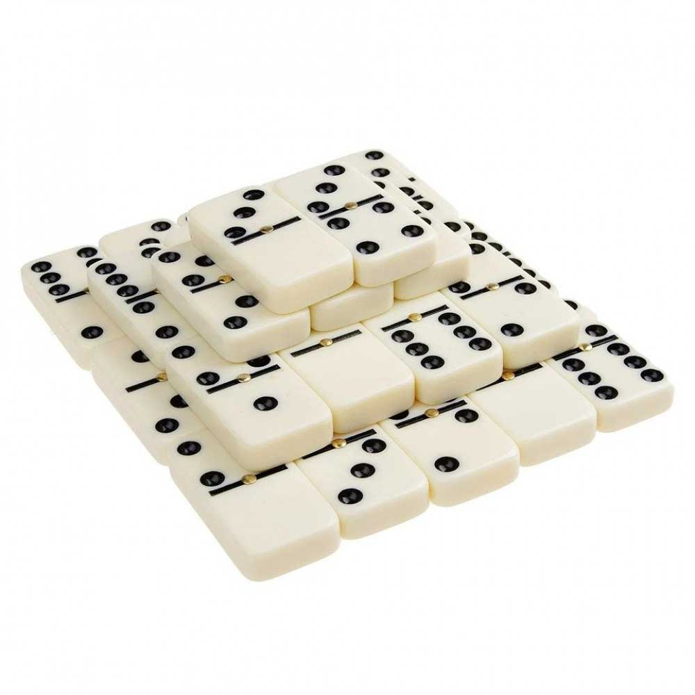 Dominoes Pieces Classic Type متجر 15 وأقل