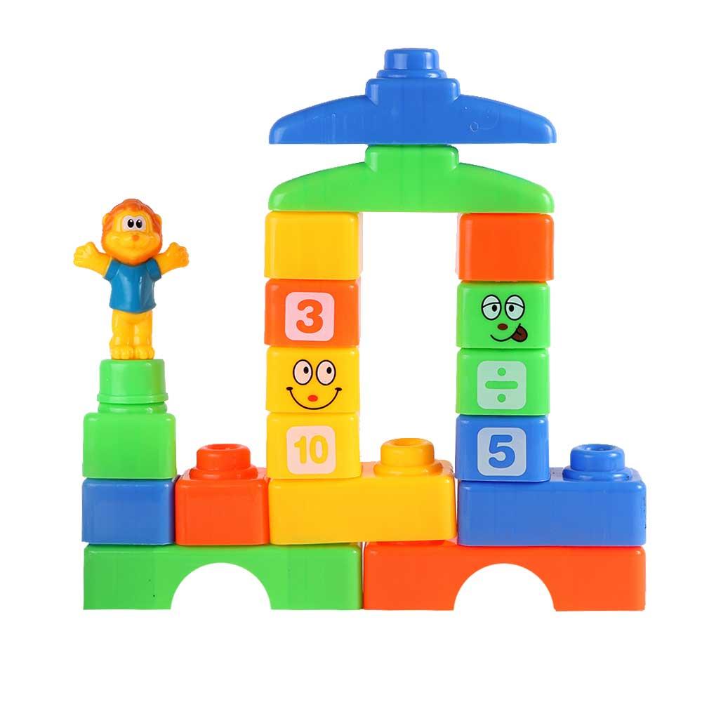 لعبة تركيب مكعبات الأرقام و الحساب متجر 15 وأقل