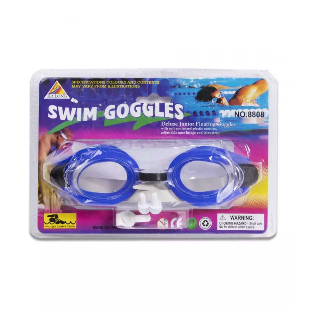 Swimming goggles for kids Blue متجر 15 وأقل